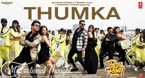 ठुमका Thumka – Pagalpanti  Yo Yo Honey Singh