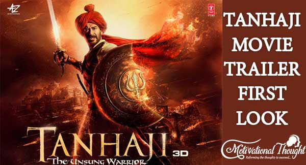Tanhaji: The Unsung Warrior - Official Trailer | Ajay D, Saif Ali K, Kajol | Om Raut | 10 Jan 2020