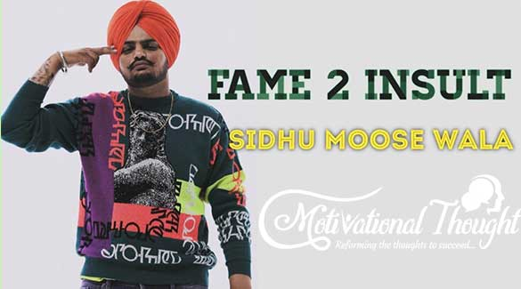 FAME 2 INSULT LYRICS – Sidhu Moose Wala