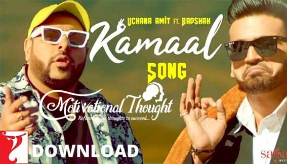 KAMAAL LYRICS – Badshah | Uchana Amit