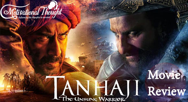 Tanhaji: Movie Review in Hindi