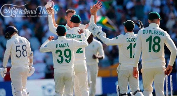 ENG vs SA, 3rd test Day-1: स्टोक्स और पोप ने इंग्लैंड को अच्छी स्थिति में पहुंचाया
