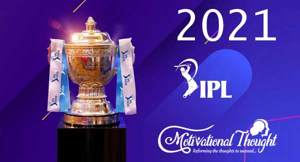 IPL 2021 Schedule, Points Table, Match List & Overview