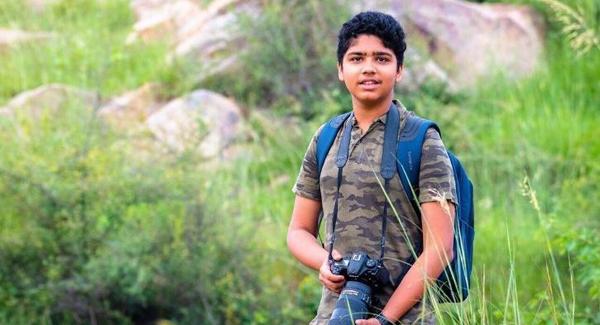दिल्ली का 18 साल का वो लड़का, जो चिड़ियों से बात करता है