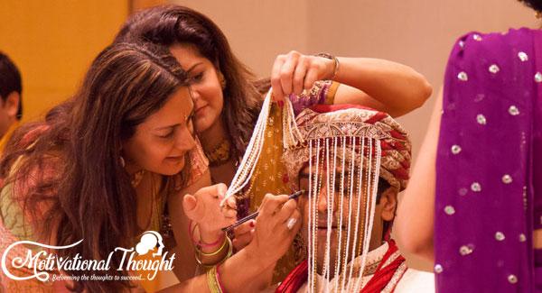 पंजाबी शादी में दुल्हे के घर की शादी की रस्में | Punjabi Wedding Traditions at Groom's Place