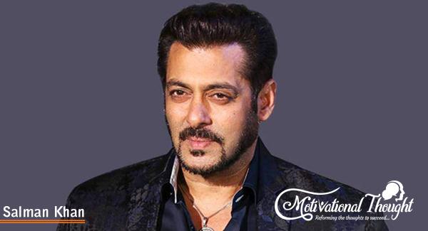 सलमान खान की अनसुनी कहानी | Salman Khan Biography in Hindi